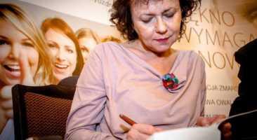 Spotkanie z Joanną Szczepkowską