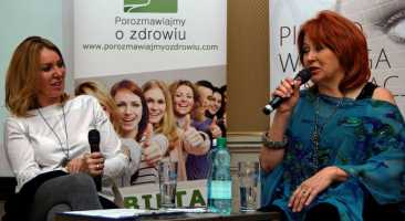 Spotkanie z Danutą Błażejczyk